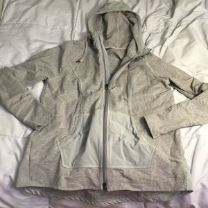 Grey Eddie Bauer jacket